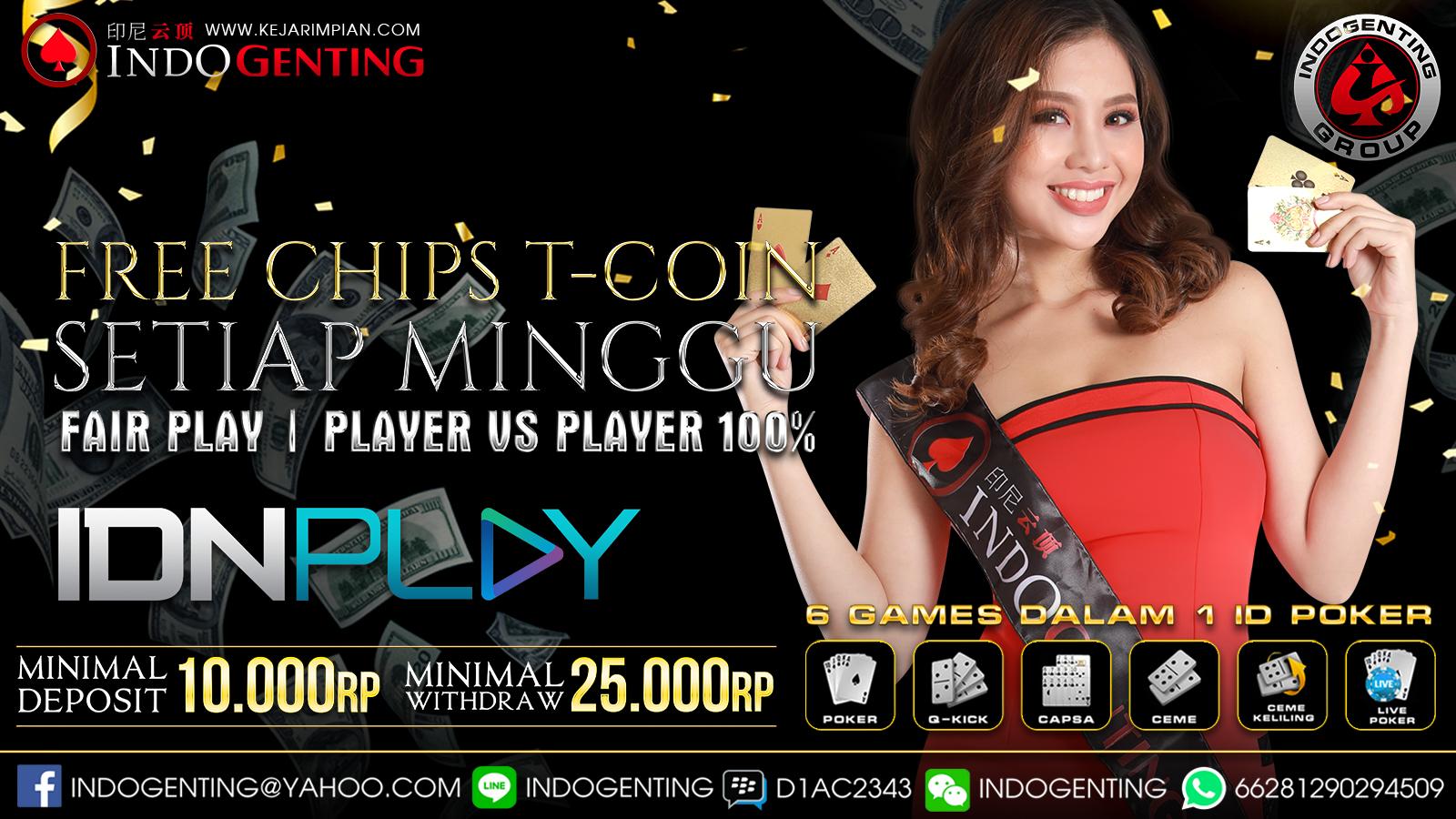 Poker Online, Bandar Domino, Domino QQ, Agen Ceme